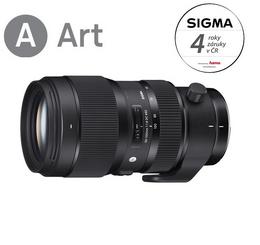 Detail produktu - SIGMA 50-100/1.8 DC HSM ART Nikon
