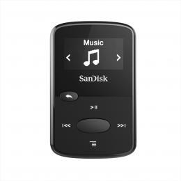SanDisk MP3 Clip Jam 8 GB MP3, èerná