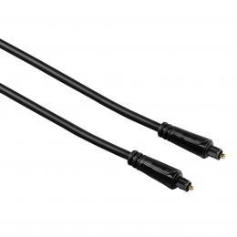Hama optický audio kabel ODT, Toslink vidlice-vidlice, 3 , 1,5 m