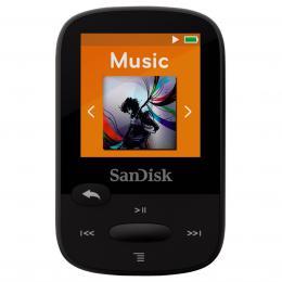 Detail produktu - SanDisk MP3 Sansa Clip Sports 8 GB černý