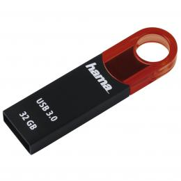 Hama FlashPen Varius USB 3.0, 32 GB, 70 MB/s, �erven�