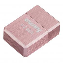Hama FlashPen micro Cube, USB 3.0, 16 GB, 100 MB/s, rùžový