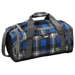Cestovní taška SporterPorter, Scottish Check