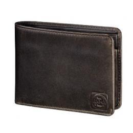 Detail produktu - Pánská kožená peněženka H3, HAMA 1923 Paris, tmavě hnědá