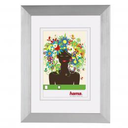 Detail produktu - Hama rámeček plastový ARONA, stříbrný, 30x40cm
