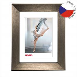 Hama rámeèek plastový PARIS, ocelová, 20x30 cm