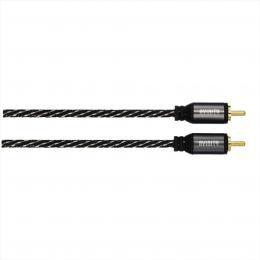 Avinity CL 2  audio kabel 2 cinch vidlice-vidlice, 1,5 m, kovové konektory