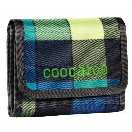 Detail produktu - Peněženka CoocaZoo CashDash, Lime District