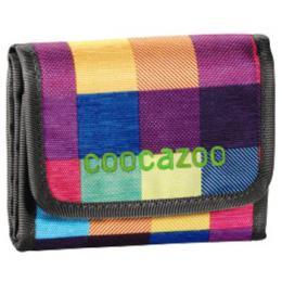Detail produktu - Peněženka COOCAZOO CashDash, Melange A Trois Pink