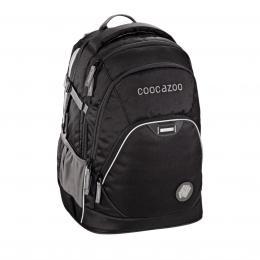 Školní batoh Coocazoo EvverClevver2, Beautiful Black, certifikát AGR