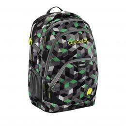 Školní batoh coocazoo EvverClevver2, Crazy Cubes, certifikát AGR