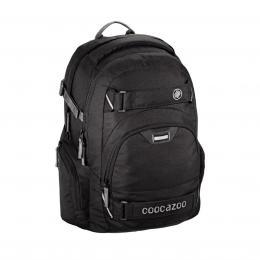 Detail produktu - Školní batoh Coocazoo CarryLarry2, Beautiful Black