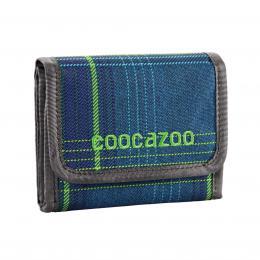 Detail produktu - Peněženka CoocaZoo CashDash, Walk The Line Lime