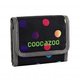 Detail produktu - Peněženka CoocaZoo CashDash, Magic Polka Colorful