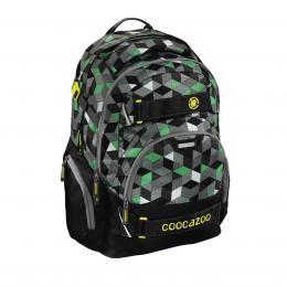 Detail produktu - Školní batoh Coocazoo CarryLarry2, Crazy Cubes