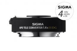 Detail produktu - SIGMA telekonvertor APO 1.4x EX DG Sony A Mount