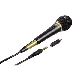 Detail produktu - Thomson M152 Dynamic Microphone (XLR plug, shock absorption, metal)