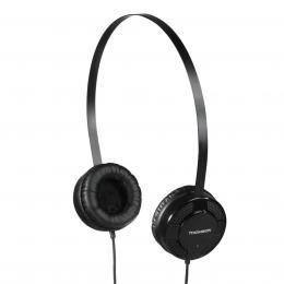 Detail produktu - Thomson sluchátka HED1123, on-ear, černá