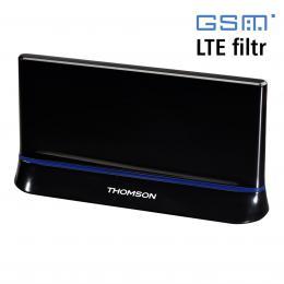 Thomson aktivní pokojová anténa ANT1403, 43 dB, LTE filtr