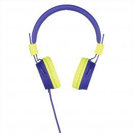 Thomson HED8100B dìtská sluchátka, modrá/zelená