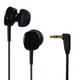 Detail produktu - Thomson sluchátka EAR3056, silikonové špunty, černá