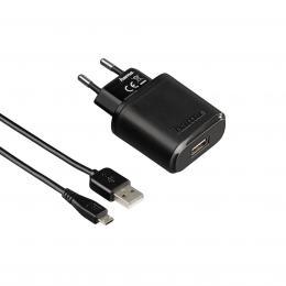 Detail produktu - Hama AutoDetect síťová USB nabíječka pro tablety Samsung Galaxy, 5 V/2,4 A