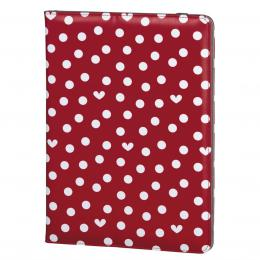 ELLE Hearts and Dots obal na tablet do 25,6 cm (10,1