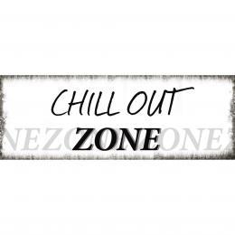 Xavax Chill Out, dekoraèní tabulka na stìnu, 39x14 cm
