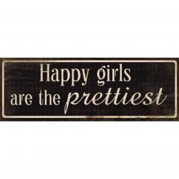 Xavax Happy Girls, dekoraèní tabulka na stìnu, 39x14 cm