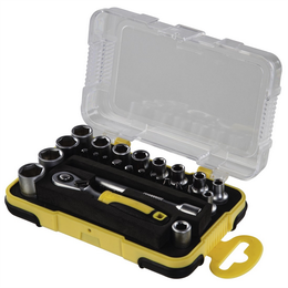 Hama Socket Set, 25 pieces