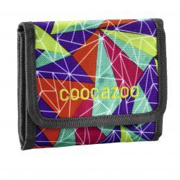 Detail produktu - Peněženka CoocaZoo CashDash, Spiky Pyramid