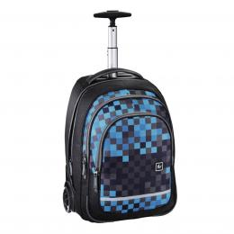 Trolley All Out, Blue Pixel