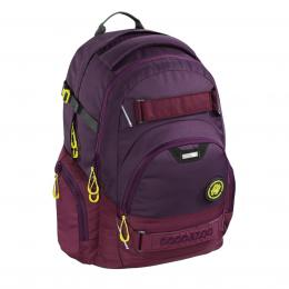 Školní batoh coocazoo CarryLarry2, Solid Berryman
