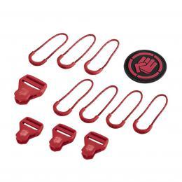 Detail produktu - CoocaZoo MatchPatch Classic doplňková sada, Ribbon Red