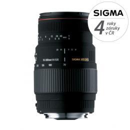 Detail produktu - SIGMA 70-300/4-5.6 APO DG MACRO Sony A Mount