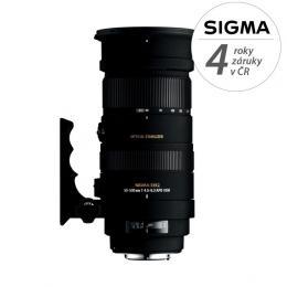 Detail produktu - SIGMA 50-500/4.5-6.3 APO DG OS HSM F/SONY A Mount