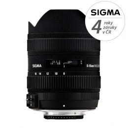 Detail produktu - SIGMA 8-16/4.5-5.6 DC HSM Canon