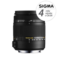 Detail produktu - SIGMA 18-250/3.5-6.3 DC MACRO HSM Sony A Mount