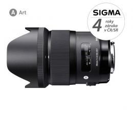 Detail produktu - SIGMA 35/1.4 DG HSM ART Sony A Mount