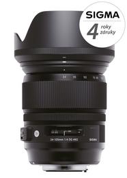 Detail produktu - SIGMA 24-105/4 DG OS HSM ART Canon