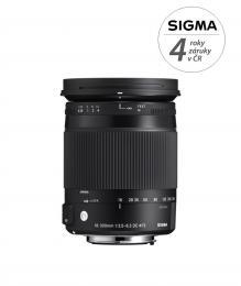 Detail produktu - SIGMA 18-300/3.5-6.3 DC MACRO OS HSM Contemporary Canon