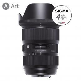 SIGMA 24-35/2 DG HSM ART Canon