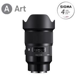 SIGMA 20/1.4 DG HSM ART Sony E Mount