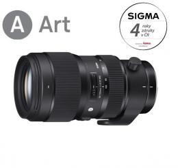 Detail produktu - SIGMA 50-100/1.8 DC HSM ART Canon