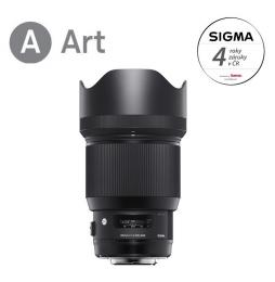 Detail produktu - SIGMA 85/1.4 DG HSM ART Canon
