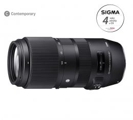 Detail produktu - SIGMA 100-400/5-6.3 DG OS HSM Contemporary Canon
