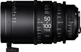 SIGMA CINE 50-100MM T2 F/CE (METRIC), objektiv CINE pro Canon EF