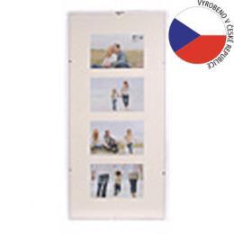 Hama 1145 clip-Fix fotogalerie, 26x60cm/4