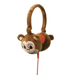 TabZoo dìtská sluchátka Monkey
