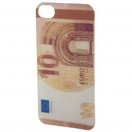 Detail produktu - PHONEFASHION Peníze 3D obrázek pro kryt Clear pro Apple iPhone 4/4S